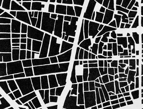 Bricoleurbanism Urban Fabric Form Comparison Enchanting Urban Pattern